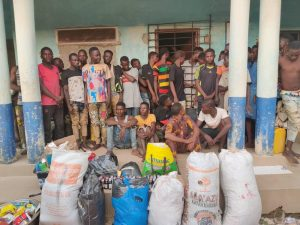 NDLEA arrests 43 suspects, seizes 137.55kg of assorted drugs