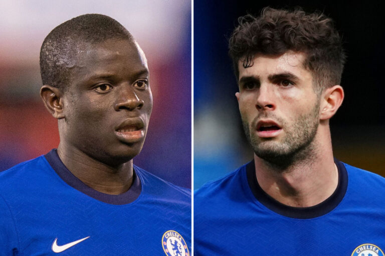 EPL: 2 key Chelsea players absent from training ahead of Arsenal clash