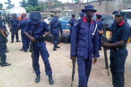 NSCDC nab 4 suspects with adulterated petroleum product in Anambra