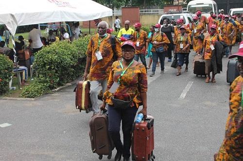 118 intending pilgrims to depart Bauchi for Jordan Wednesday