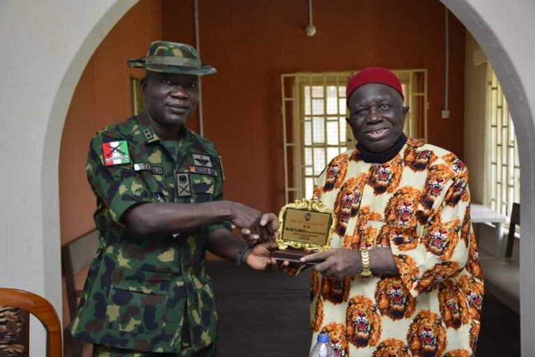 Ohanaeze lauds Nigerian Army for restoring peace in South-East