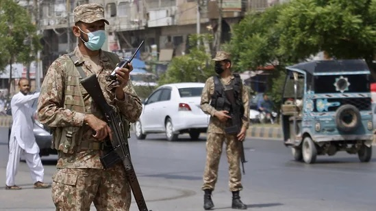 Pakistani border security beeped up as Taliban frees militants