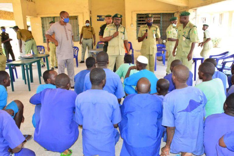 Kogi jailbreak: 114 escaped inmates recaptured – Official