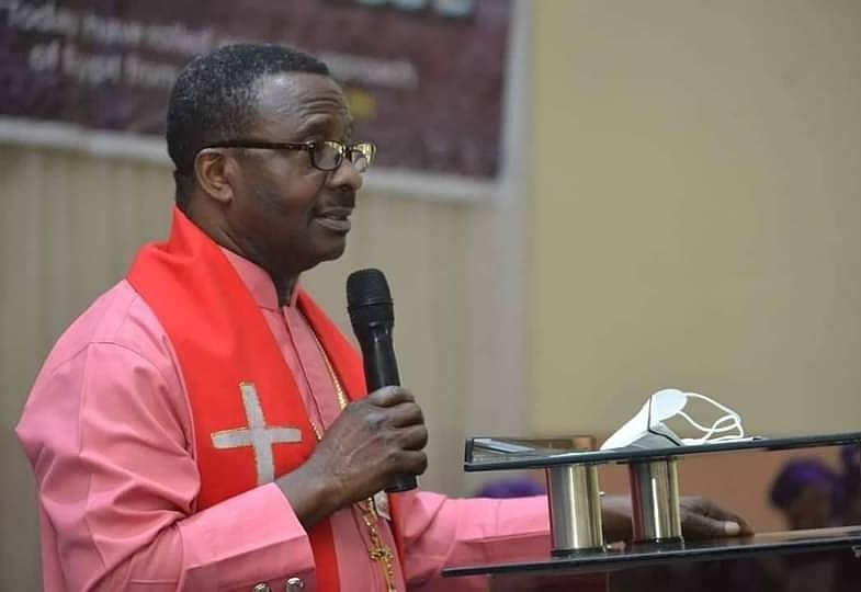 CAN President Rev. Samson Ayo Ayokunle