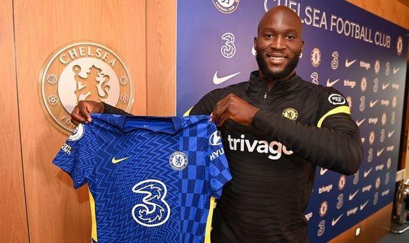 Lukaku gets Chelsea number 9 shirt