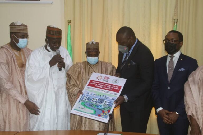Sokoto govt receives N2.5bn from BUA for medical college – Aide