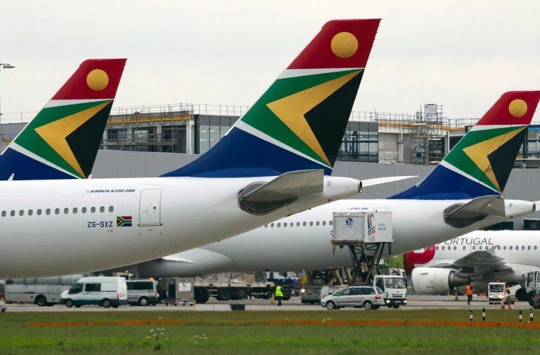 South African Airways to resume flights September
