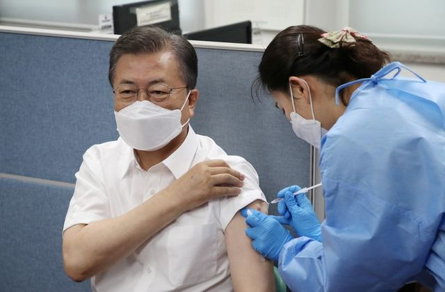 S.Korea records 1,540 COVID-19 infections in fully vaccinated people