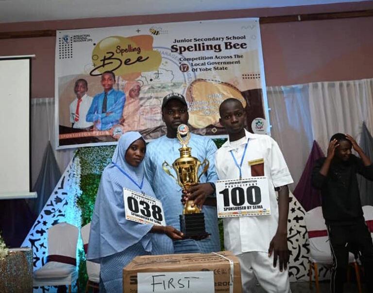 Yobe govt, CSO organise spelling competition for 41 schools