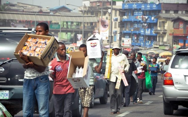Lagos sets up special team to stop street begging, hawking