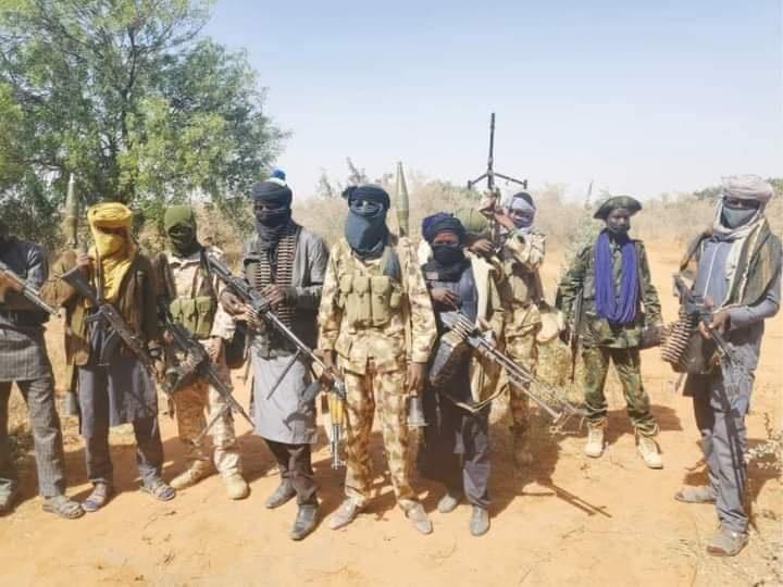 Terrorists kill 2 in Kaduna