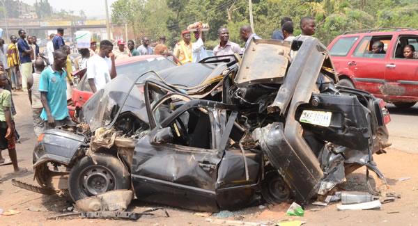 3 killed, 2 injured in Bauchi road crash – FRSC