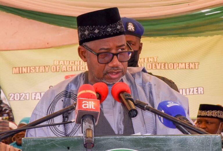 Bauchi governor swears-in Head of Service, 22 Perm Secs