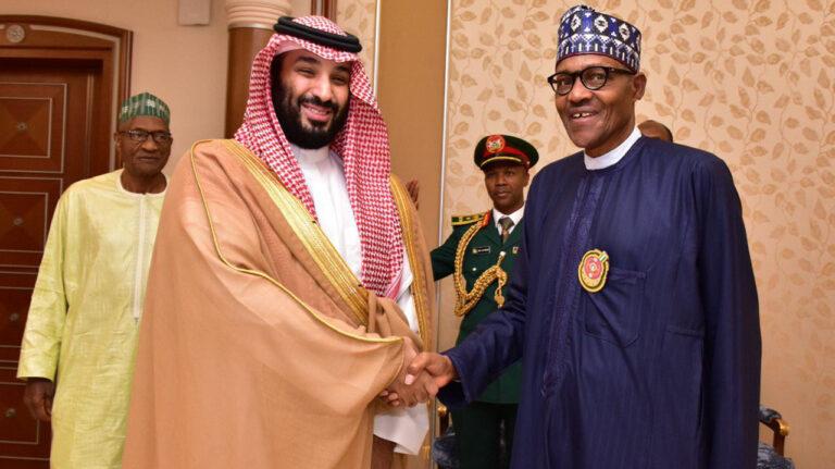Buhari lauds Saudi Arabia for its kindness to Nigeria