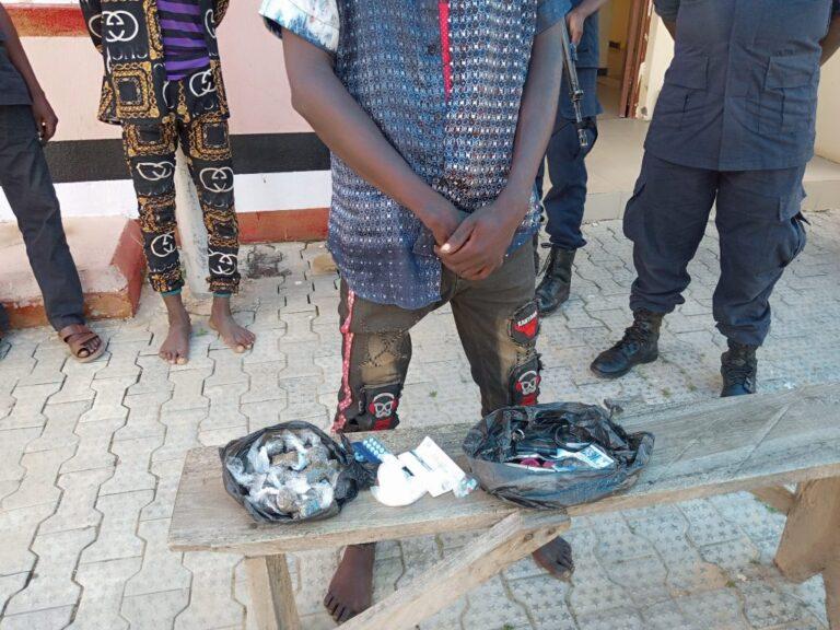 NSCDC arrests suspected cattle rustler, drug dealer in Katsina