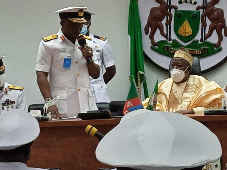Nigerian Navy to establish base in Kano