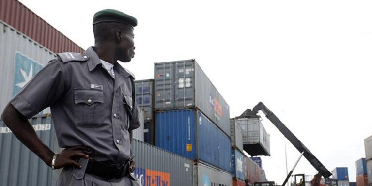 Nigerian Customs generates N87.8bn in 1 month at Apapa Command