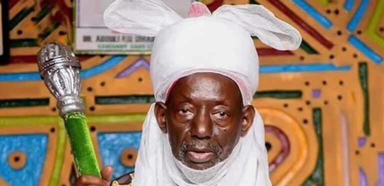 Ganduje condoles with Gaya Emirate over emir's death