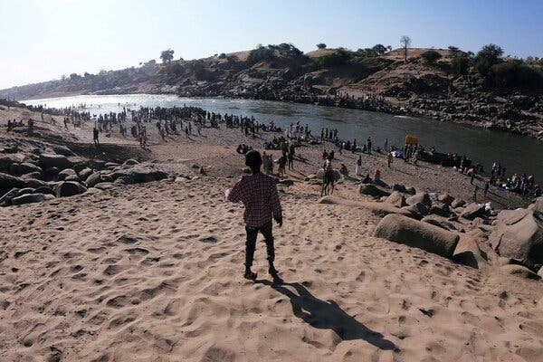 Sudan summoned Ethiopia's ambassador over 29 bodies found in river