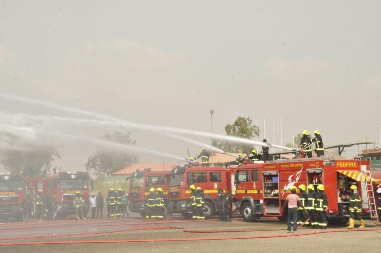 Nigeria to assist DR Congo establish national fire service