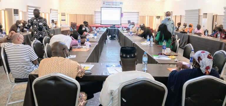 Nigerian govt, UNICEF mobilise journalists to create demand for COVID-19 vaccines