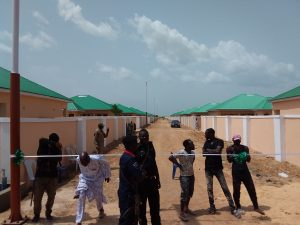 FG hands over 1,000 houses to Borno for IDPs