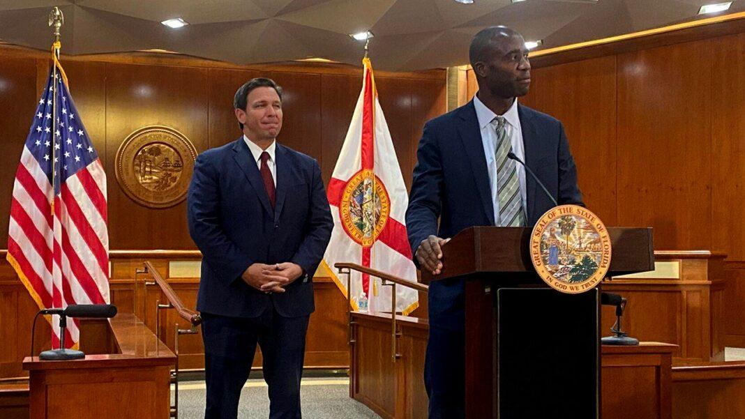 Florida Gov. appoints Nigerian-American, Joseph Ladapo Surgeon-General