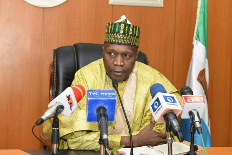 Gombe governor seeks increase in FG's allocations to states, LGAs