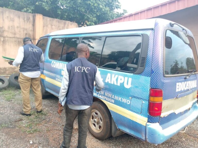 ICPC uncovers empowerment items meant for youths, women in Anambra