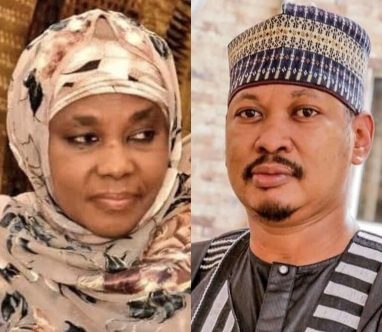 Ganduje's son who reported own mother to EFCC flees to Egypt
