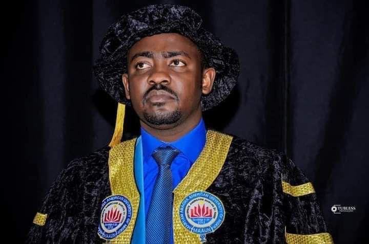 Prof. Gwarzo: An Encounter with Nigeria's Education Philanthropist, by Gidado Shuaib