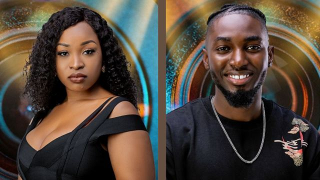 Jackie B, Jaypaul evicted from Big Brother Naija show