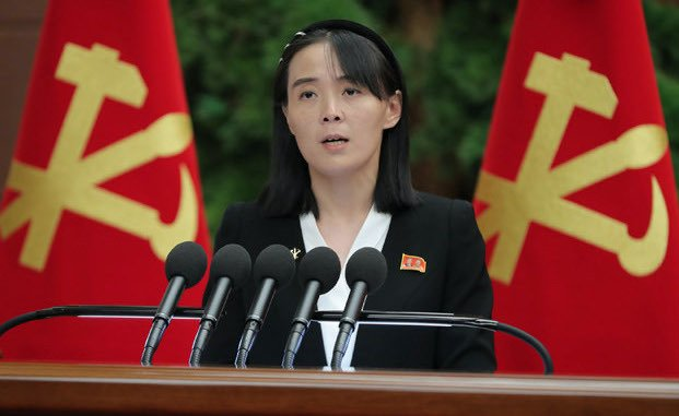 North Korea's ruler appoints sister to highest decision-making body