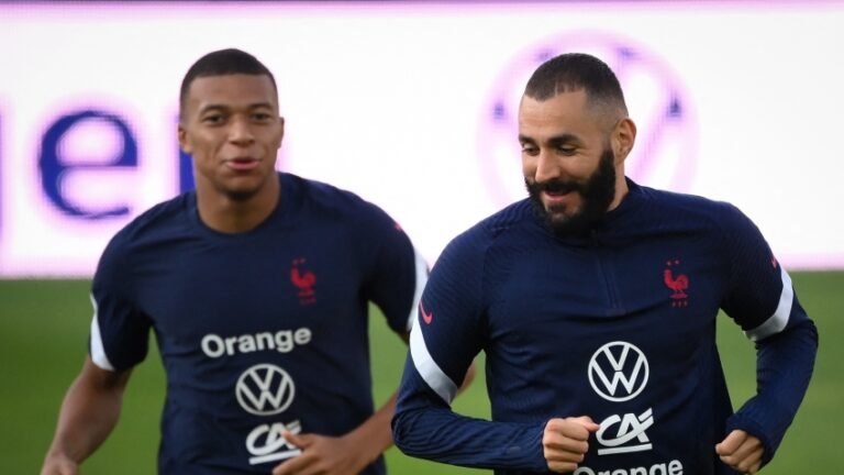 Mbappe will play for Real Madrid one day or another, says Benzema