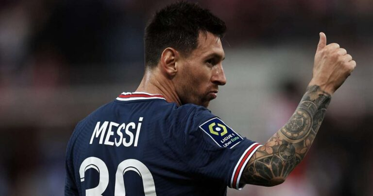 Messi set for PSG Champions League debut at Club Brugge