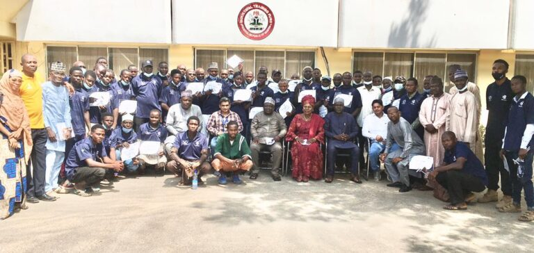 NADDC trains Nigerian youths on tricycle, motorcycle repairs
