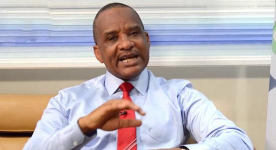 NIMASA DG, Bashir Yusuf Jamoh
