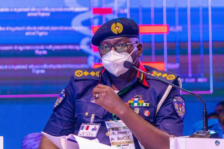 CSO rejects call for sacking of NSCDC Boss