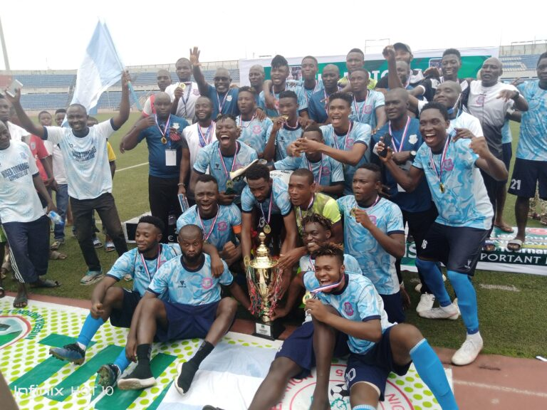 Niger Tornadoes beat 3SC to win 2020/2021 NNL Super 8