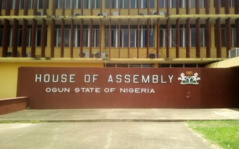 VAT Bill scales second reading at Ogun Assembly