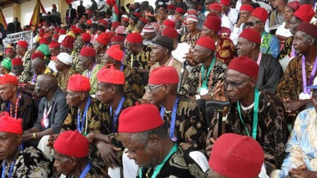Ohanaeze lauds Buhari for appointing Igbos into NNPC board