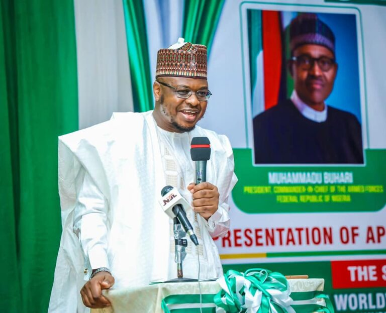 Nigerian govt approves new salary structure for NIMC staff