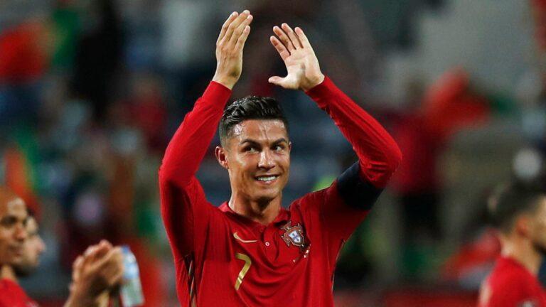 Ronaldo breaks all-time int'l scoring record