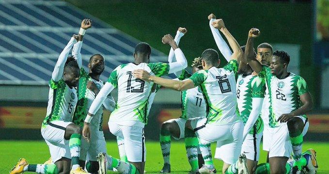 Nigeria beat Cape Verde to maintain Group C lead