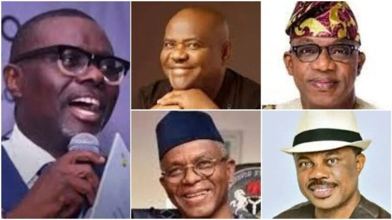 REPORT: Lagos, 5 other states generate more IGR than 30 states combined