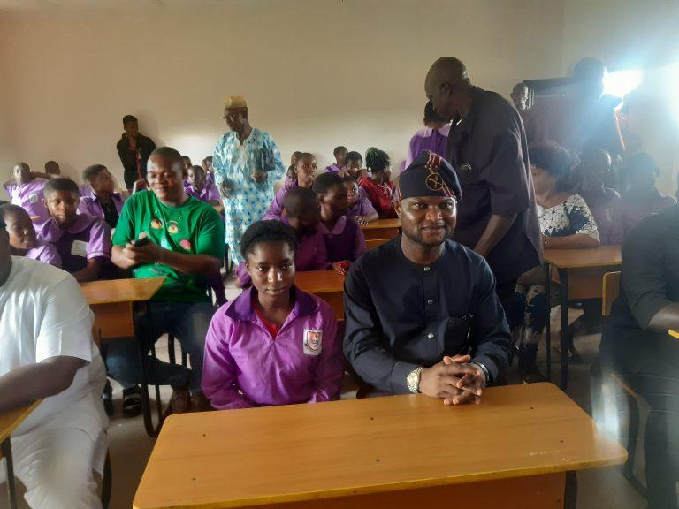 Students return to Edo school after 5 years