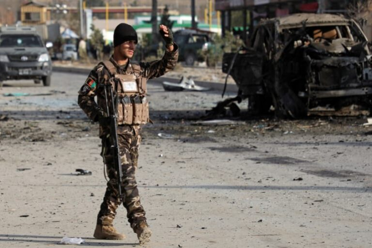 Gunmen kill Taliban fighters, civilian in eastern Afghanistan