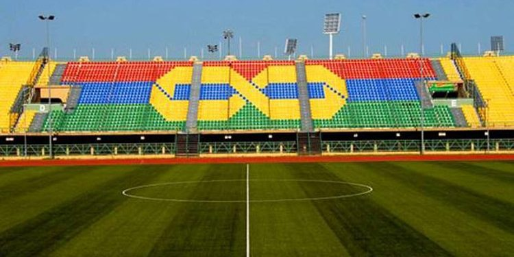 Qatar 2022 qualifiers: Lagos stadium gets facelift ahead ofNigeria/Liberia clash
