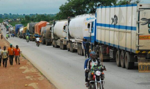 Truck drivers protest closure of Bida/Minna road, mount road-blocks on Bida/Mokwa/Kwara roads