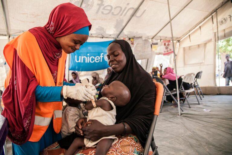 UNICEF, Adamawa govt to train 6,255 mothers on malnutrition